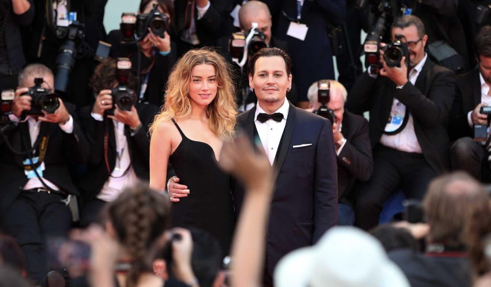 Johnny Depp y Amber Heard siguen enfrentándose en los tribunales