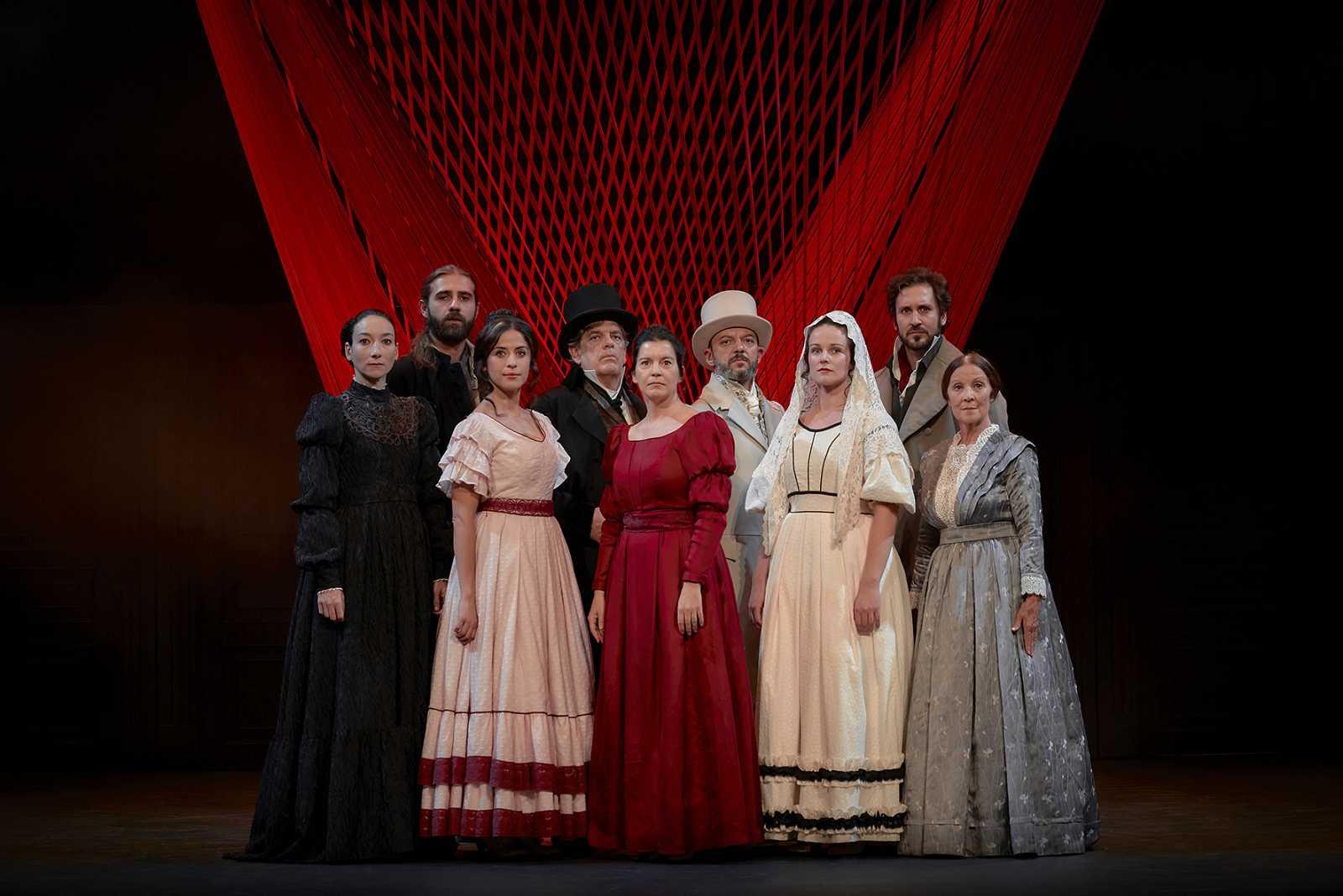 Mariana Pineda: del Teatro Español, a La 2