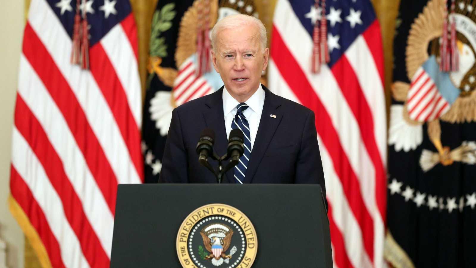 Biden retirará a todas las tropas de Afganistán antes del 11S, según los medios estadounidenses
