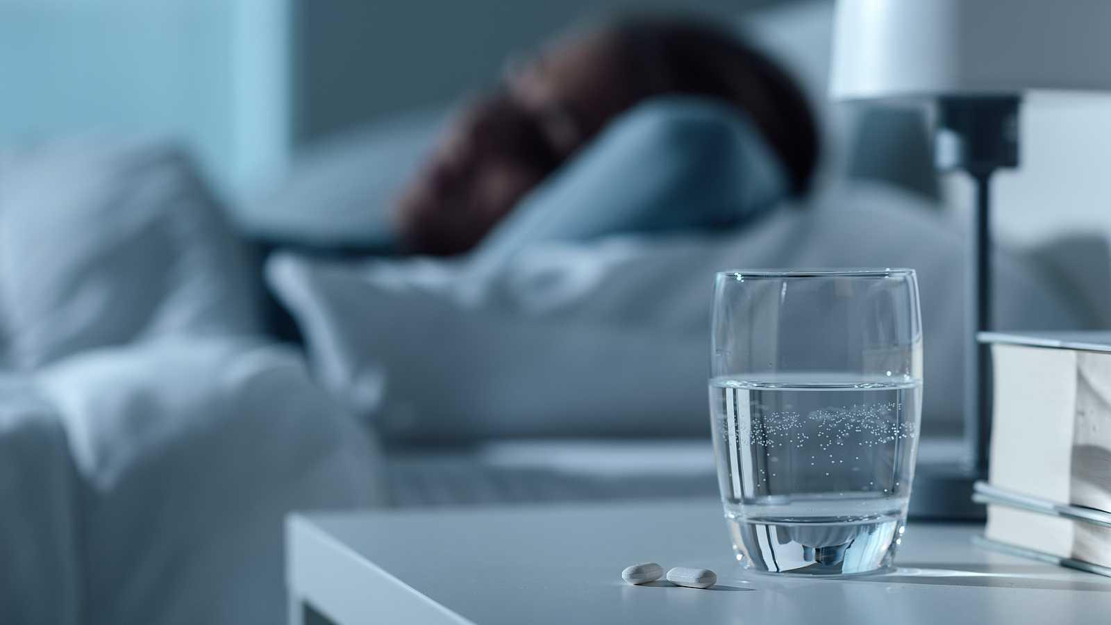 Los hipnosedantes son un grupo de sustancias con efectos ansiolíticos, que inducen al sueño.