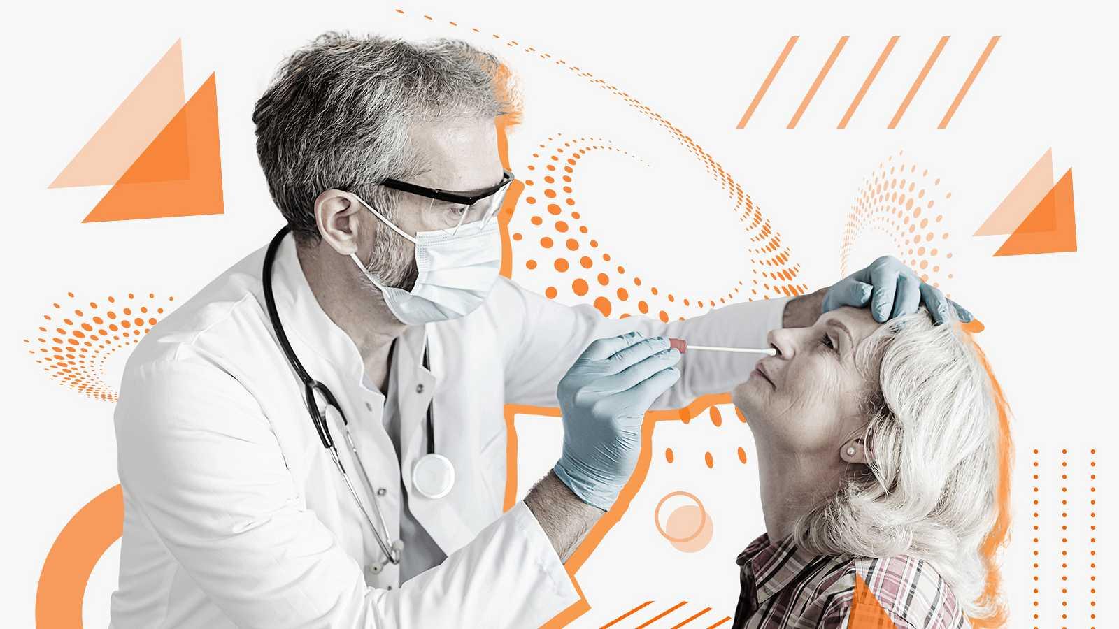 Pruebas diagnósticas para seguir el rastro del coronavirus