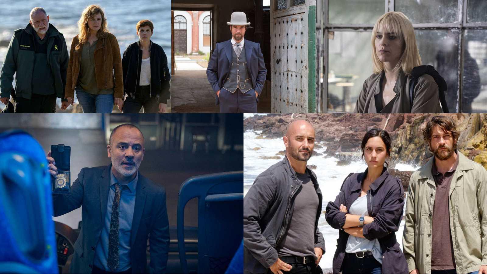 Series de asesinos: los thrillers de RTVE para una Semana Santa en el sofá