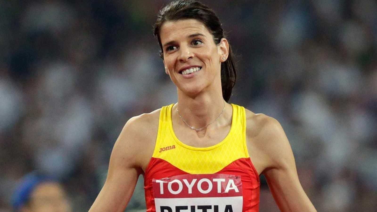 La atleta española, Ruth Beitia