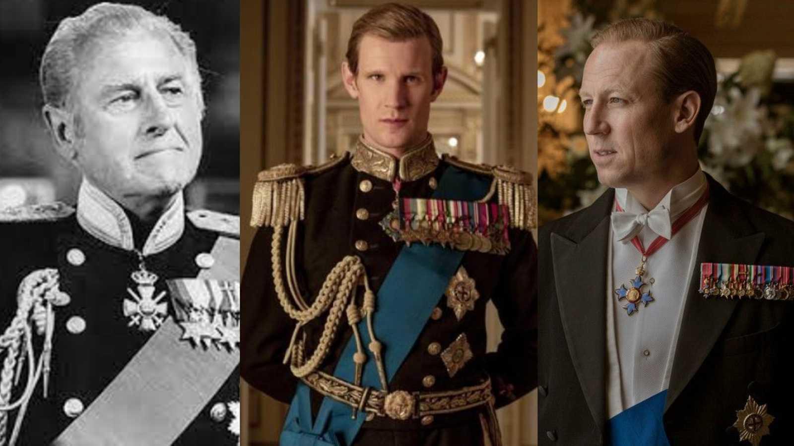 Los 6 actores que han dado vida al duque de Edimburgo