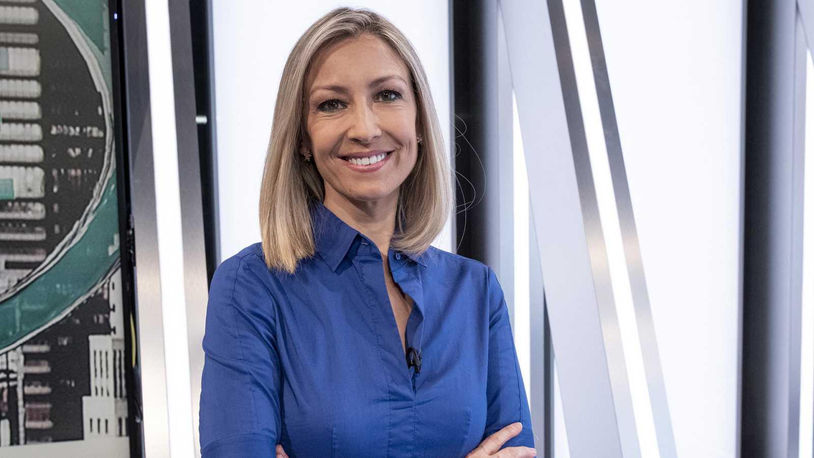 Marisa Rodríguez Palop presenta 'Informe semanal'