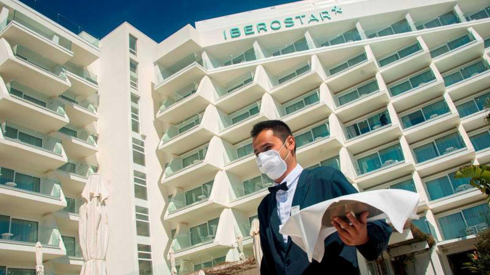Un hotel en Palma de Mallorca