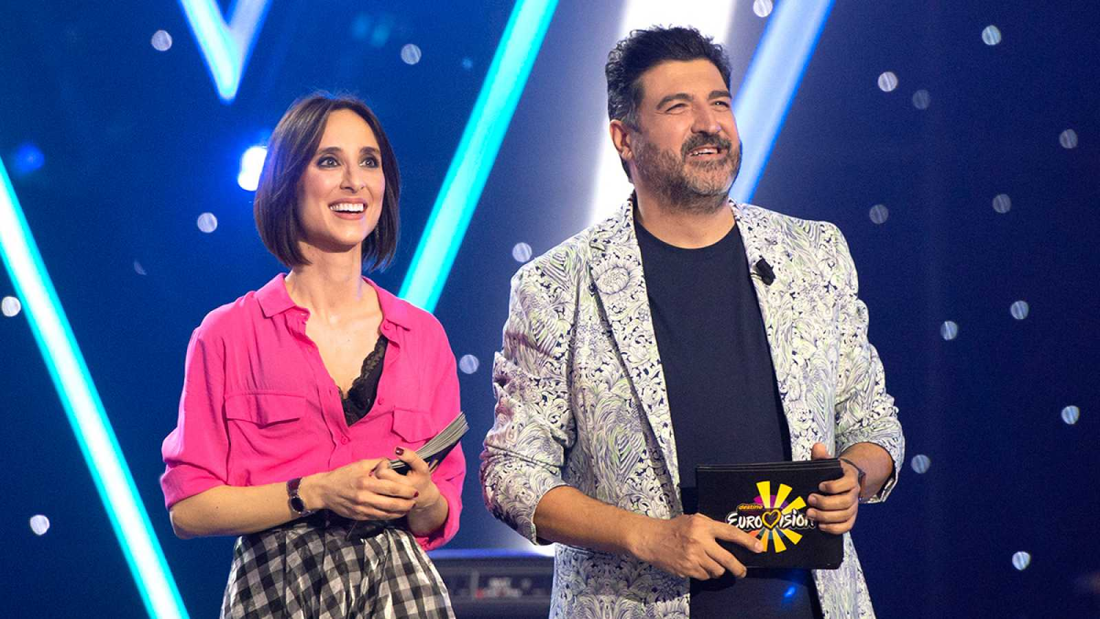 Tony Aguilar y Julia Varela comentarán Eurovisión 2021 desde Róterdam