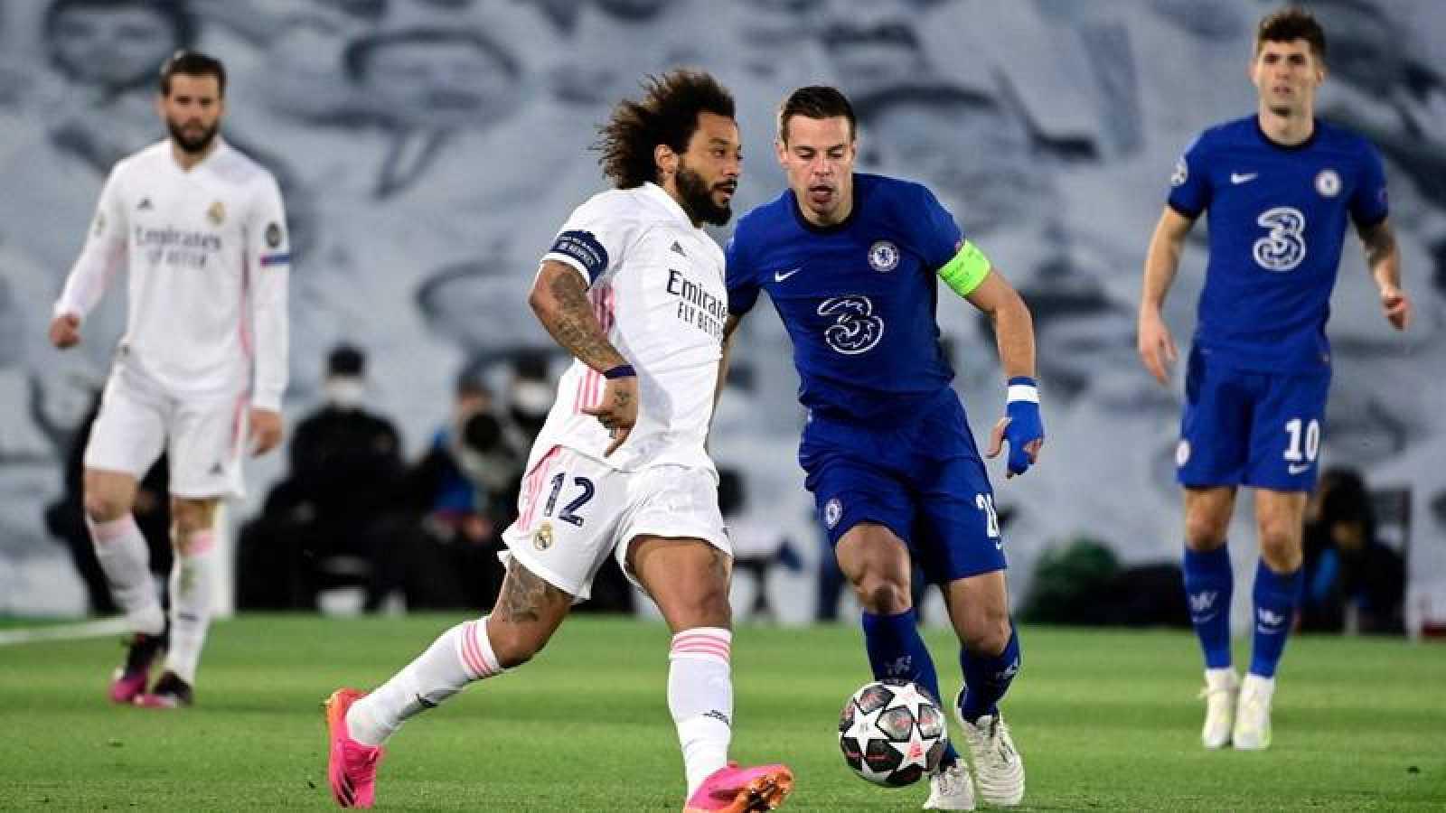 Así hemos contado el Real Madrid 1-1 Chelsea de Champions