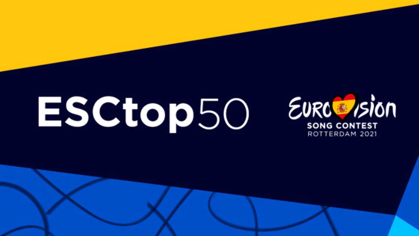 ¡Vota en el Top 50 de las mejores canciones del Festival de Eurovisión!