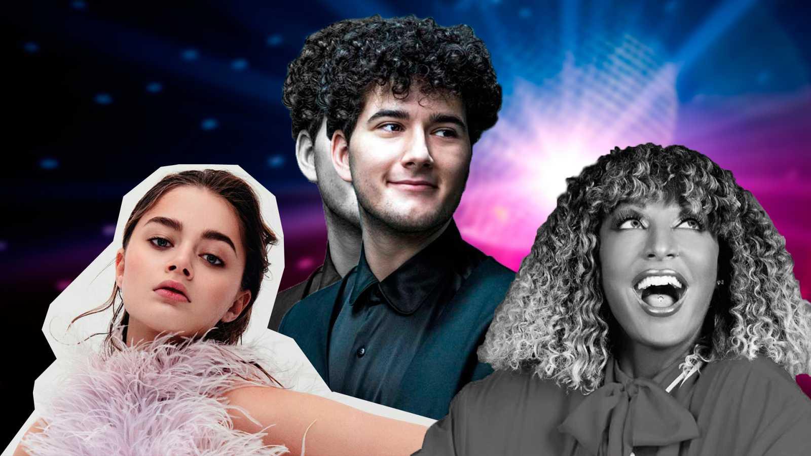 Vota por tus canciones favoritas de la segunda semifinal de Eurovisión 2021