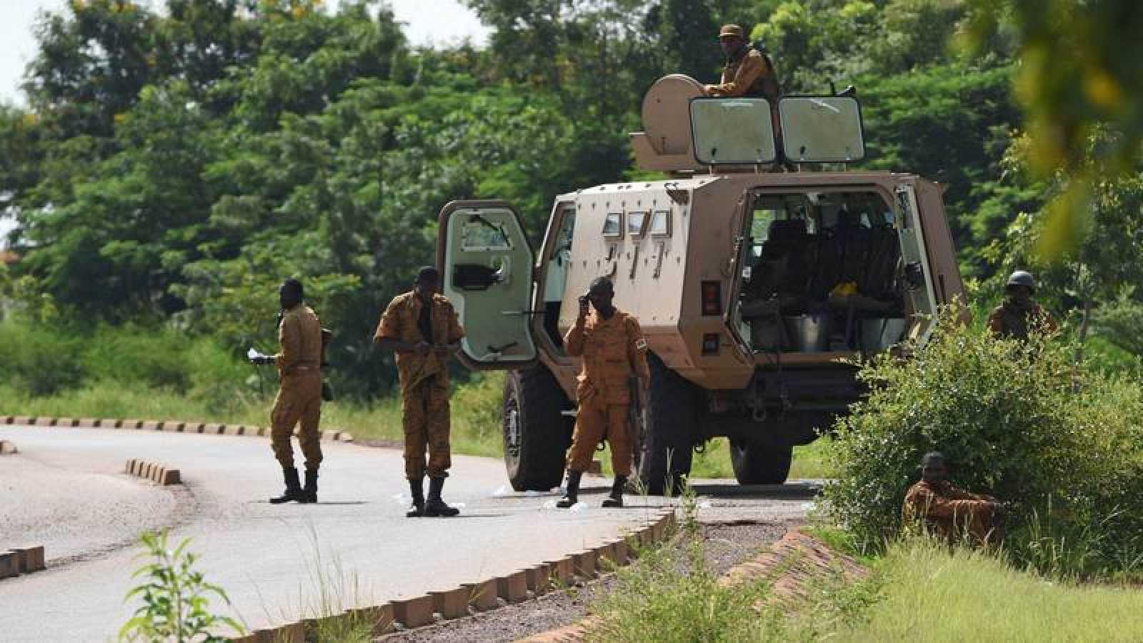 Unidad del Regimiento de Seguridad Presidencial de Burkina Faso