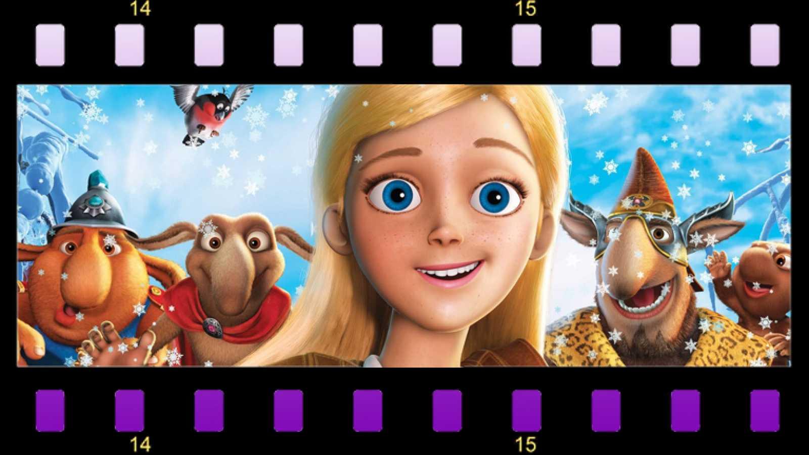 ¡Un troll un  poco mentirosillo y un reino nevado esta semana en Cine Clan!