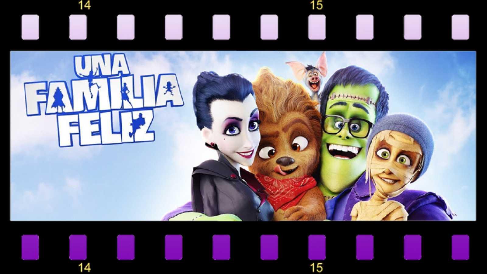 ¡Una familia algo caótica, una fiesta de disfraces y un hechizo que pone todo pastas arriba esta semana en Cine Clan!