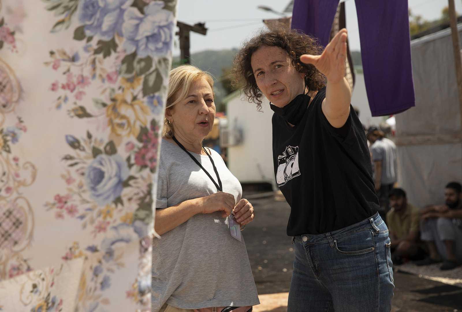 Nely Reguera y Carmen Machi