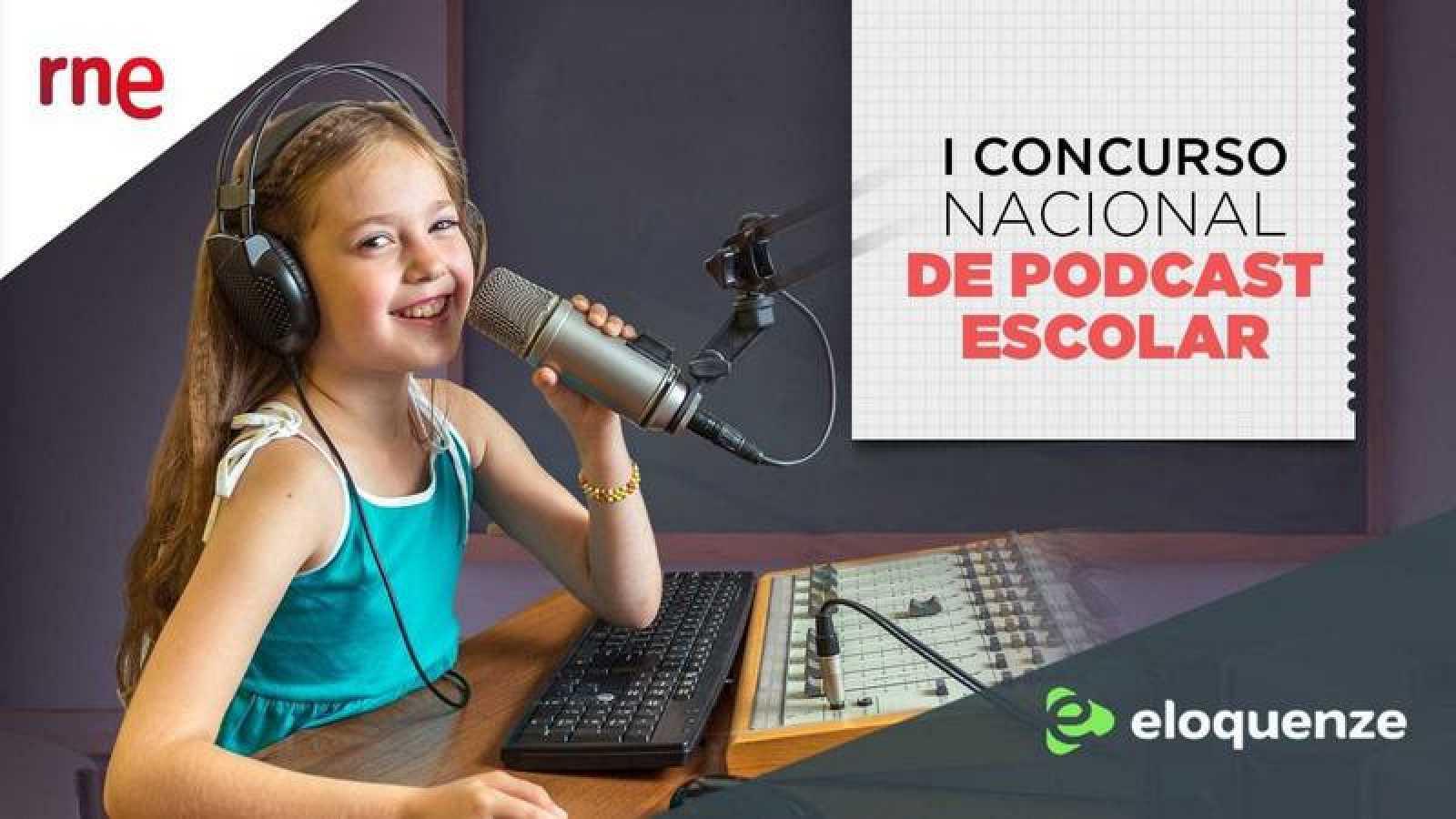 I Concurso Nacional de Podcast Escolar de RNE.