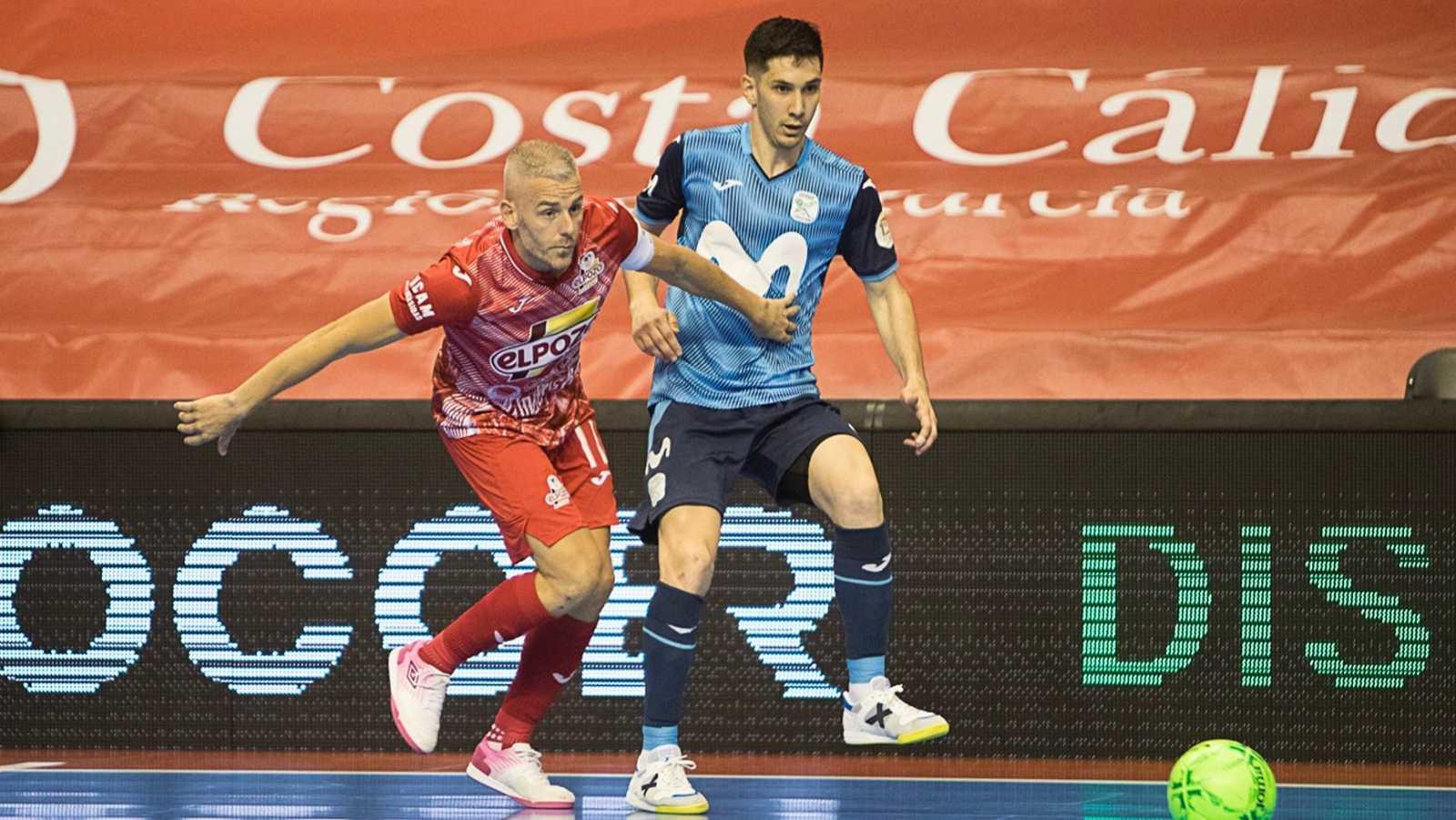 ElPozo Murcia campeón de la fase regular a pesar de la derrota ante Inter