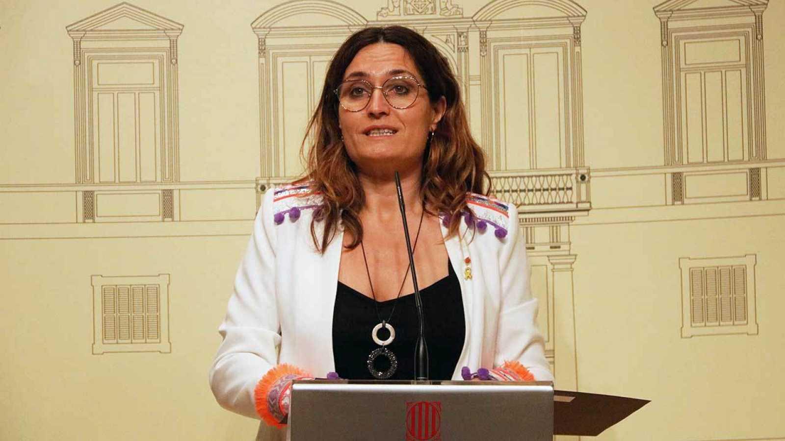 La consellera de la Presidència, Laura Vilagrà, assistirà al sopar del Cercle d'Economia