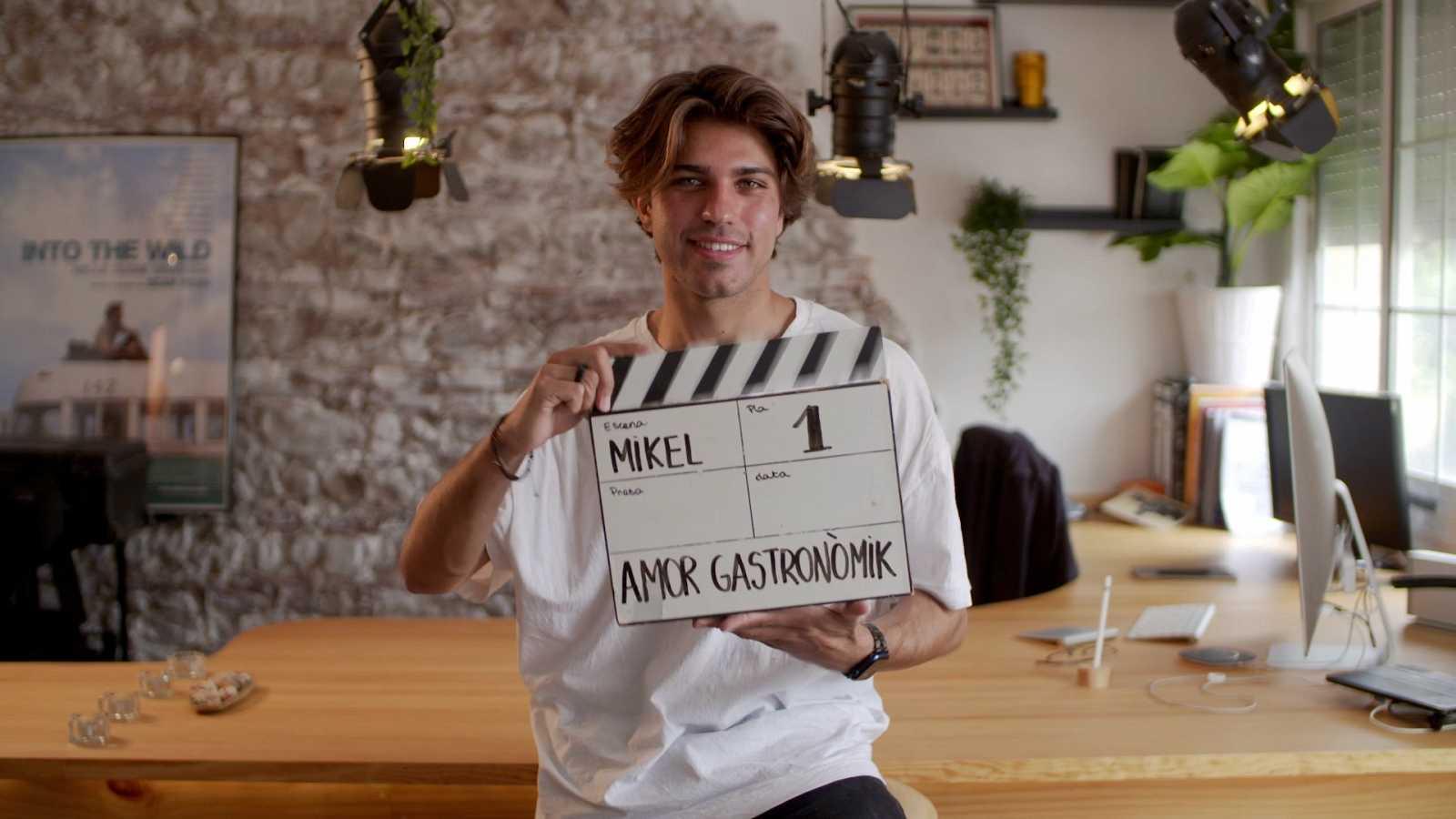 En Mikel busca l'amor, aquesta setmana al programa 'Amor Gastronòmik'