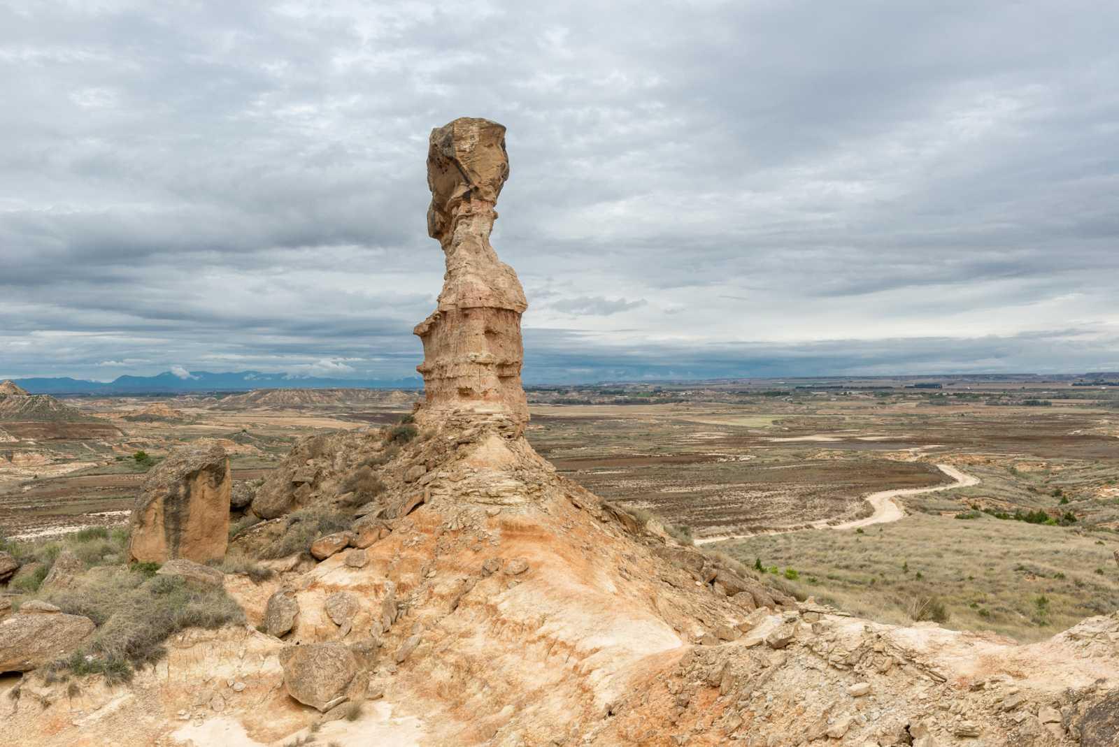 Desierto de Monegros, Aragón