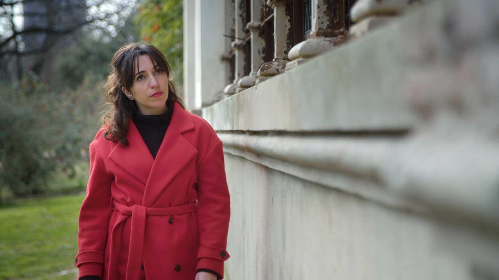 Anna Bertran coneix l'urbanisme de Barcelona, aquesta setmana al programa 'Perduts en el temps'