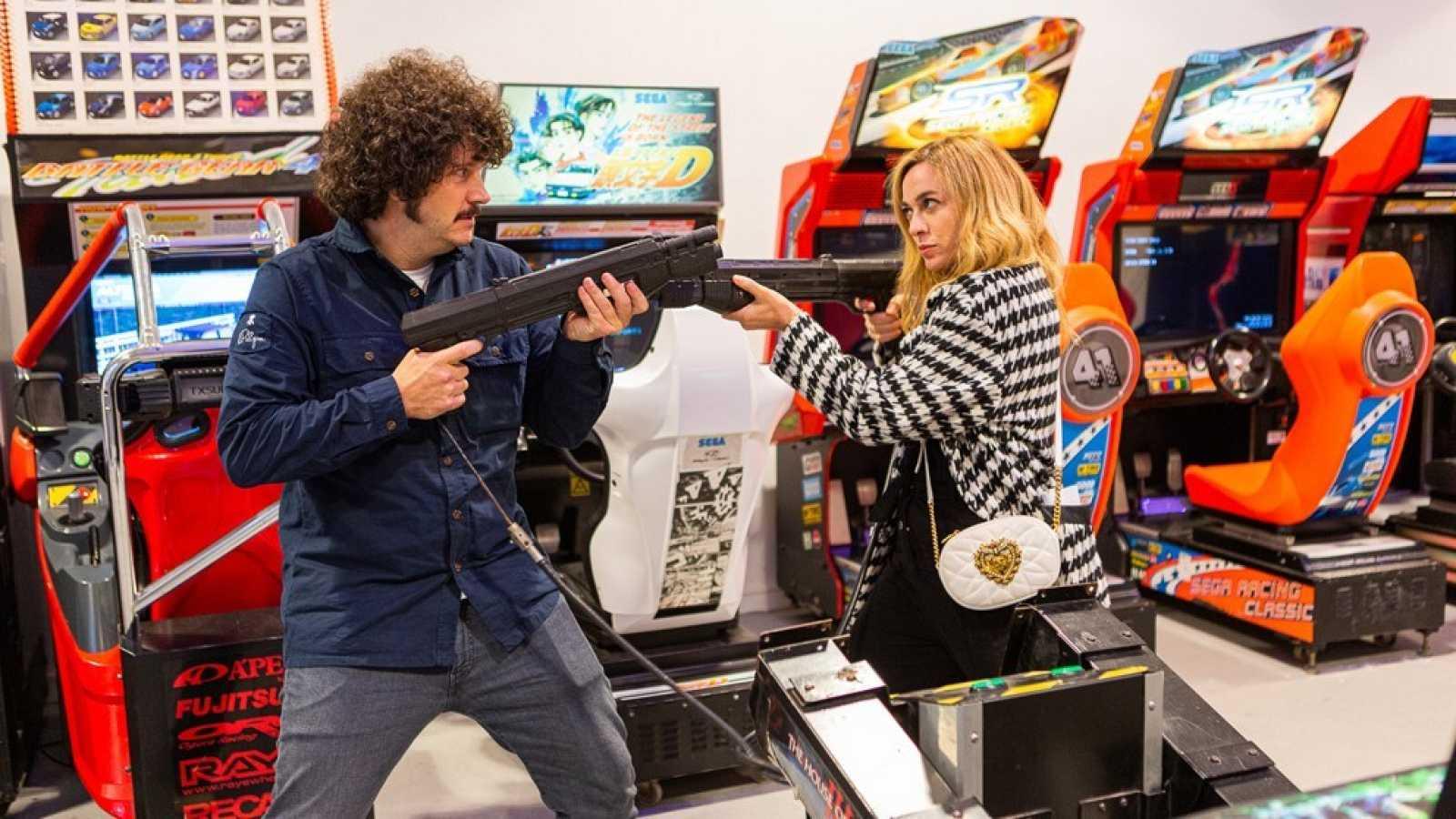 Marta y Touri videojuegos