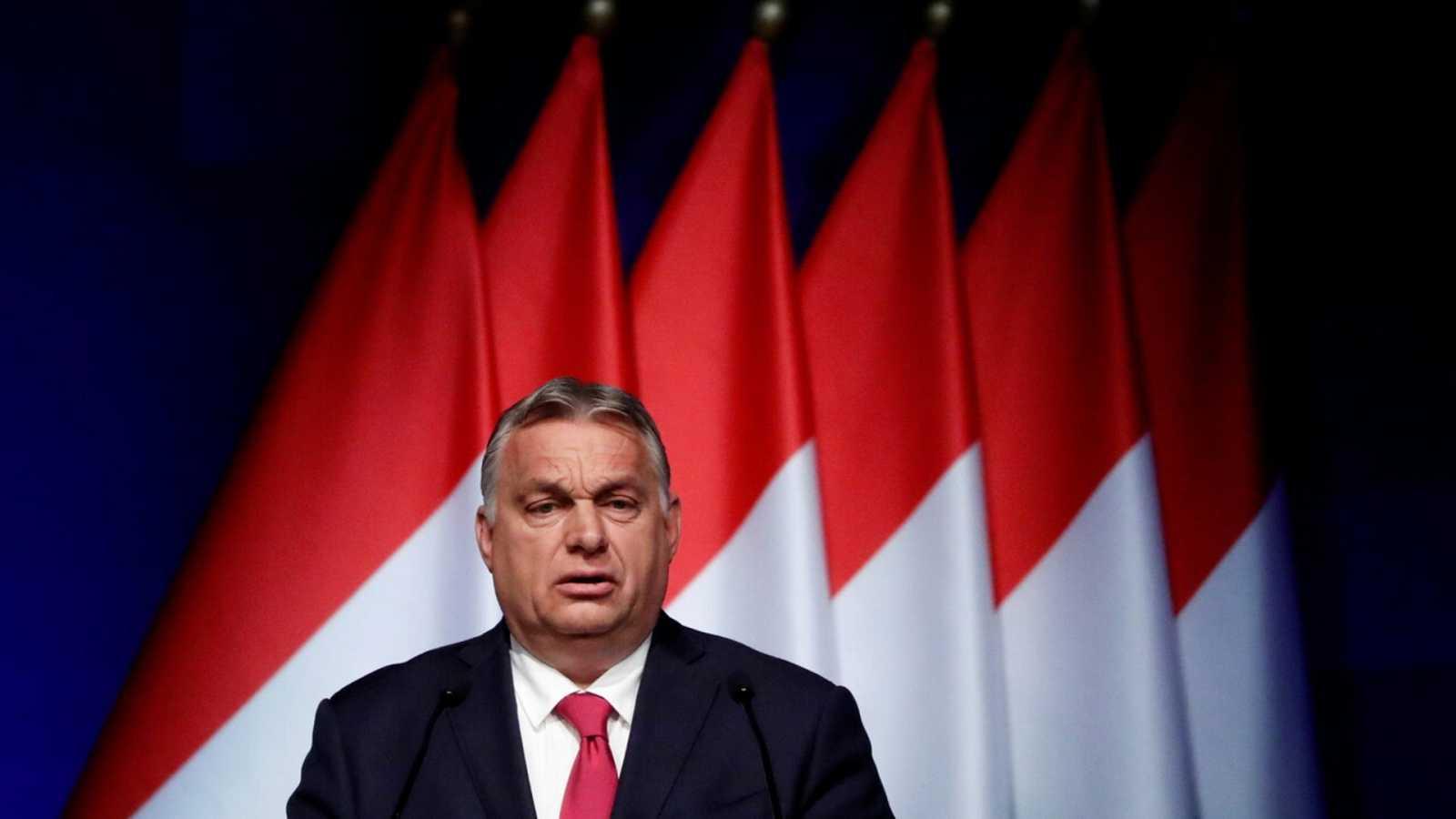 Imagen de archivo del primer ministro de Hungría, Viktor Orban. REUTERS/Bernadett Szabo