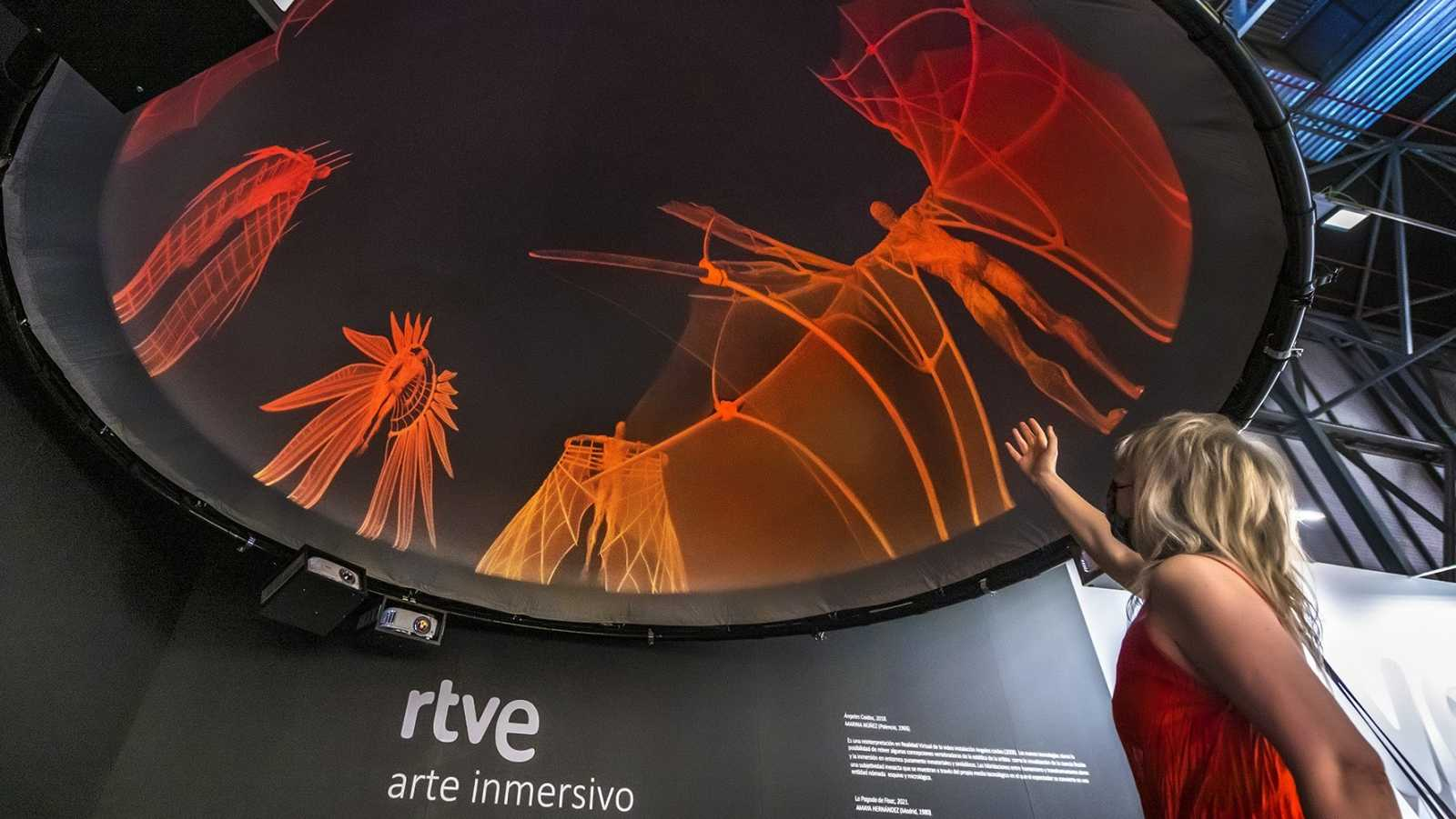 Proyecto inmersivo RTVE