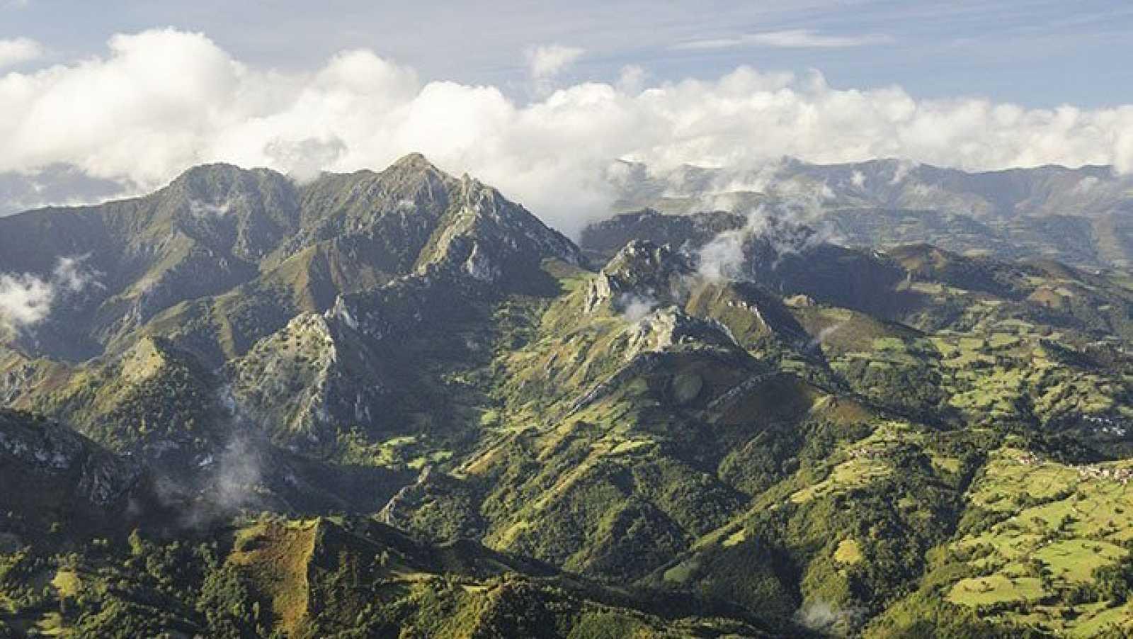 Cuenca minera Asturias