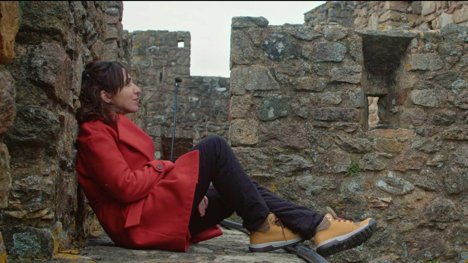 L'Anna Bertran coneix un dels castells més espectaculars de Catalunya, aquest dimarts al programa 'Perduts en el temps'