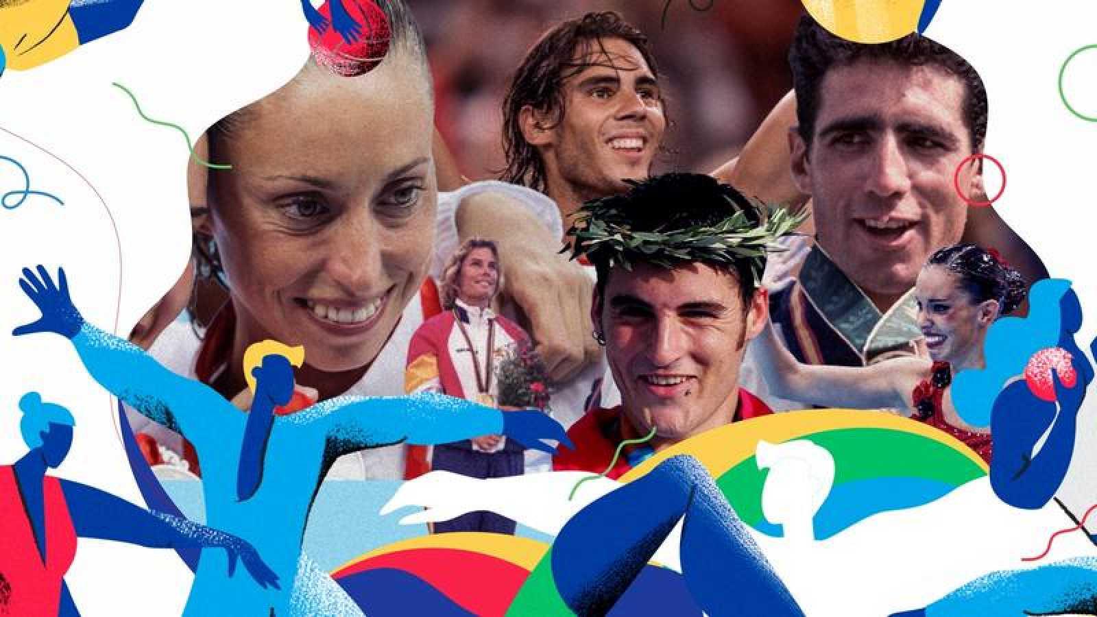 Vota por el mejor medallista olímpico español de todos lo tiempos