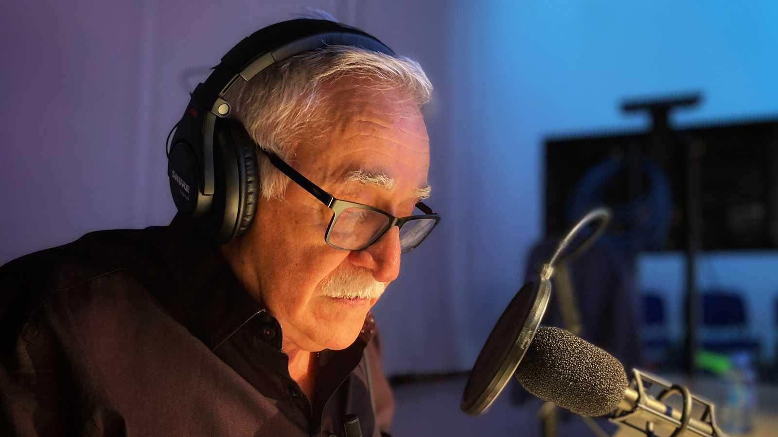 Juanjo cardenal, voz en off de 'Saber y ganar'