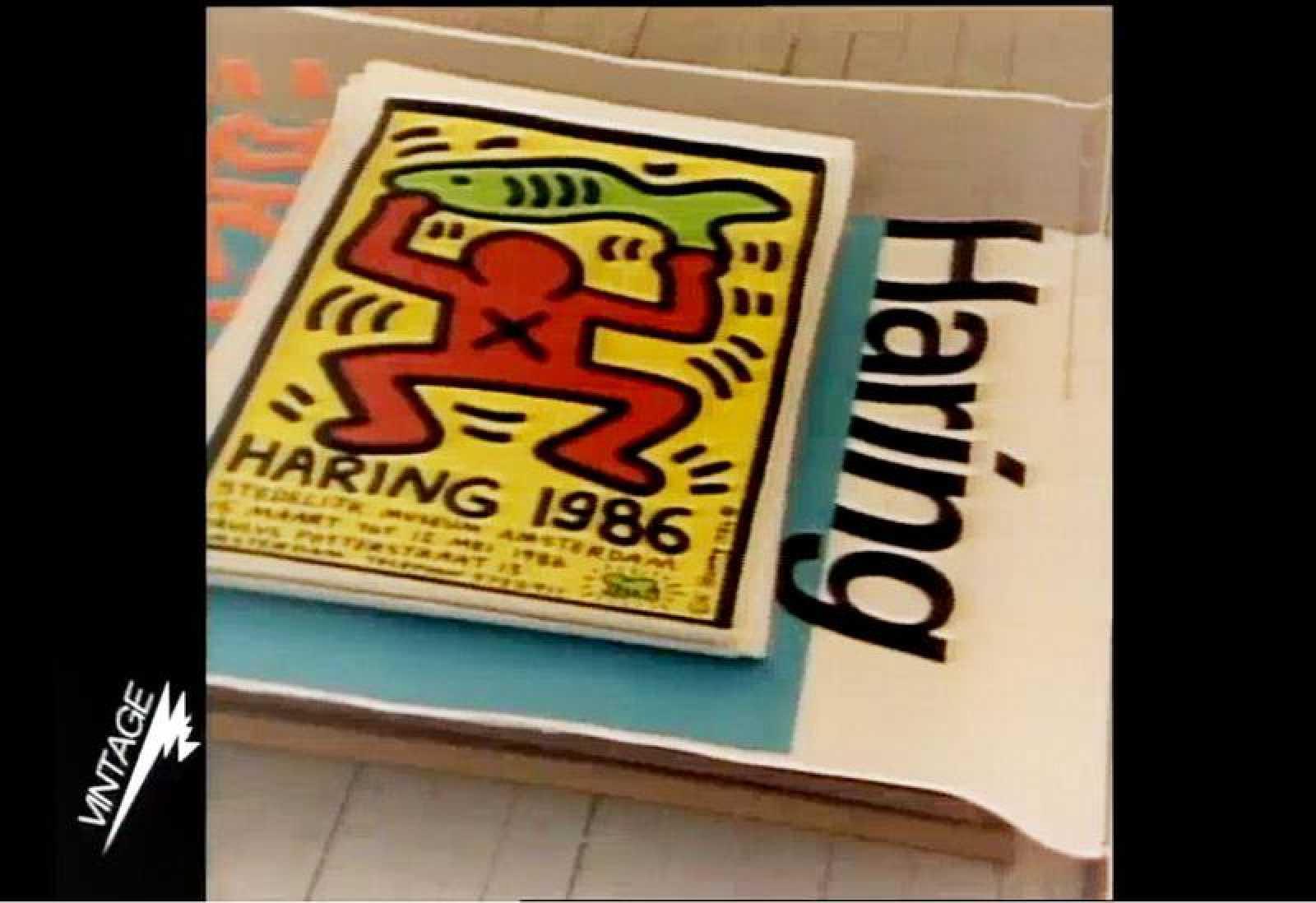 Metrópolis Vintage 1: Arte urbano años 80