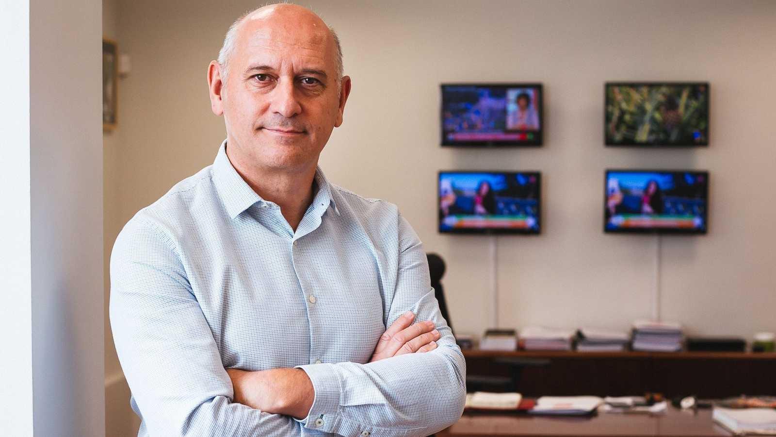 Urbano García, director de Innovación y Digital de RTVE