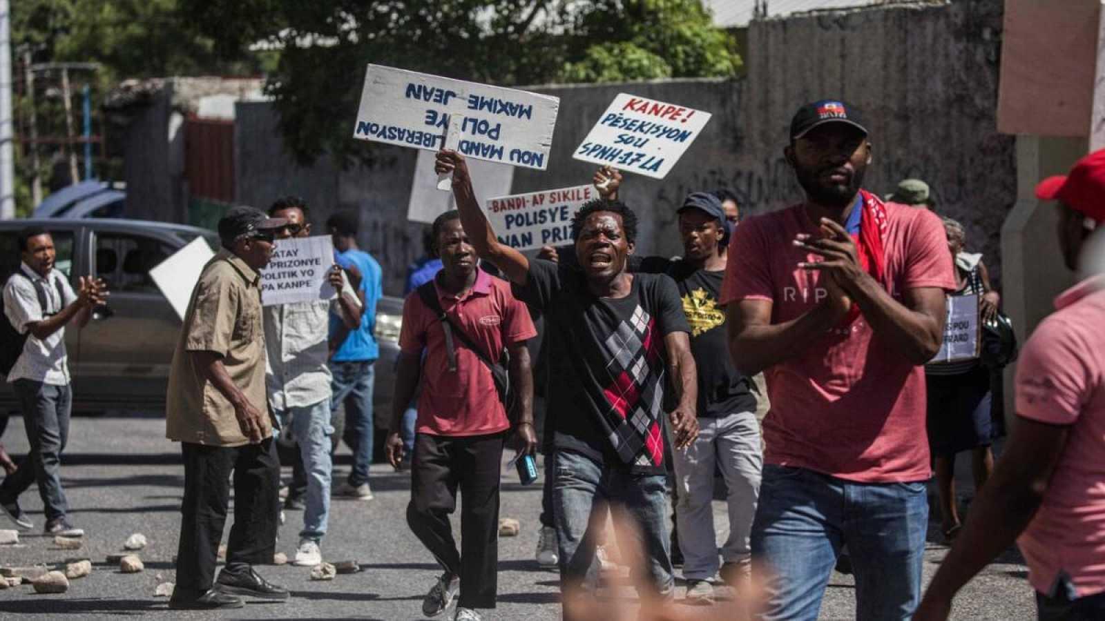 Las elecciones generales en Haití se posponen para el 7 de noviembre