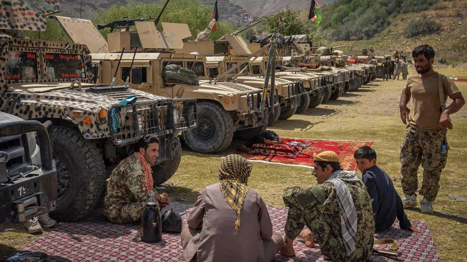 Afganistán: Resistencia antitaliban se concentra en valle del Panshir