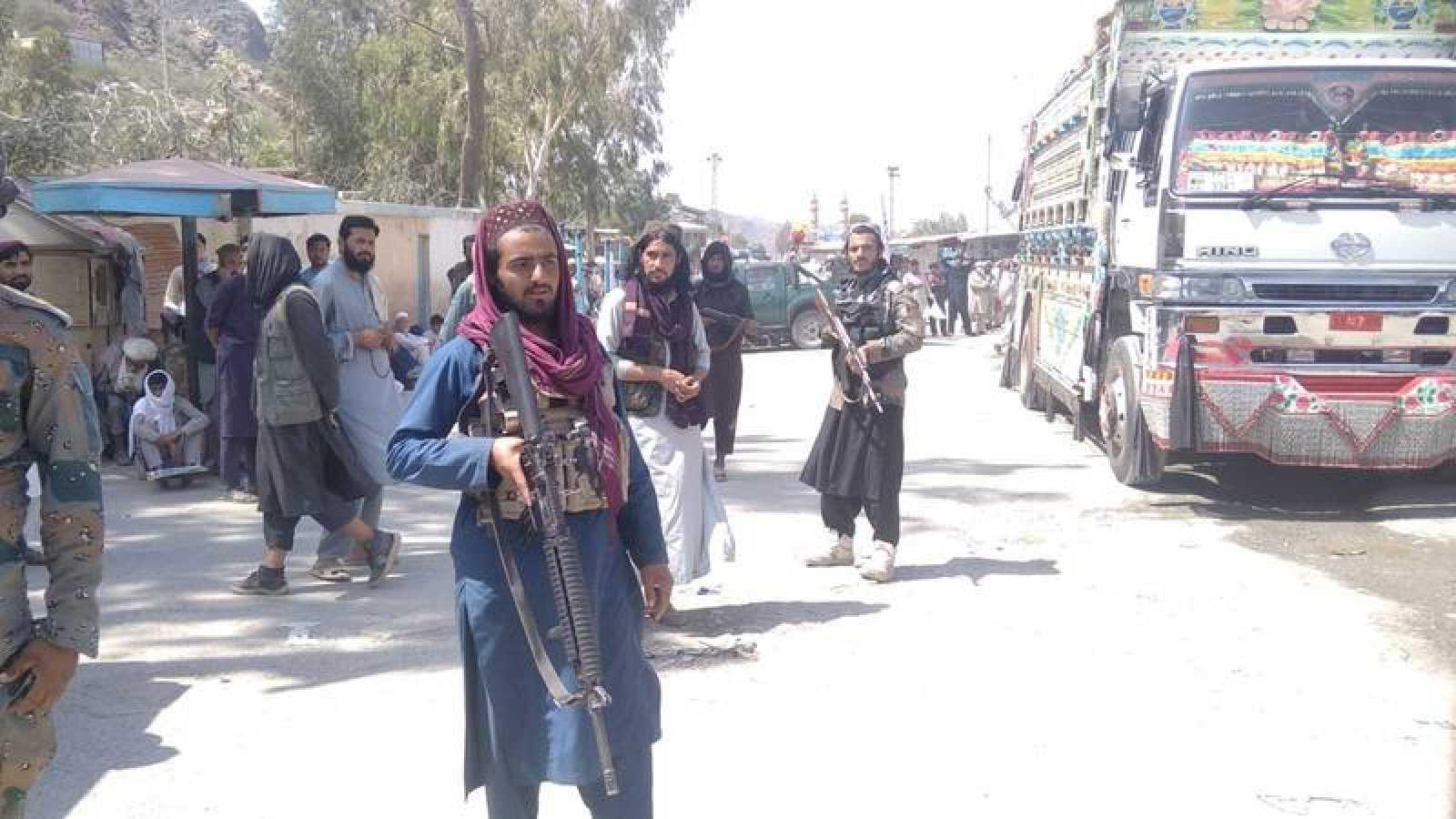 Milicianostalibanes afganos