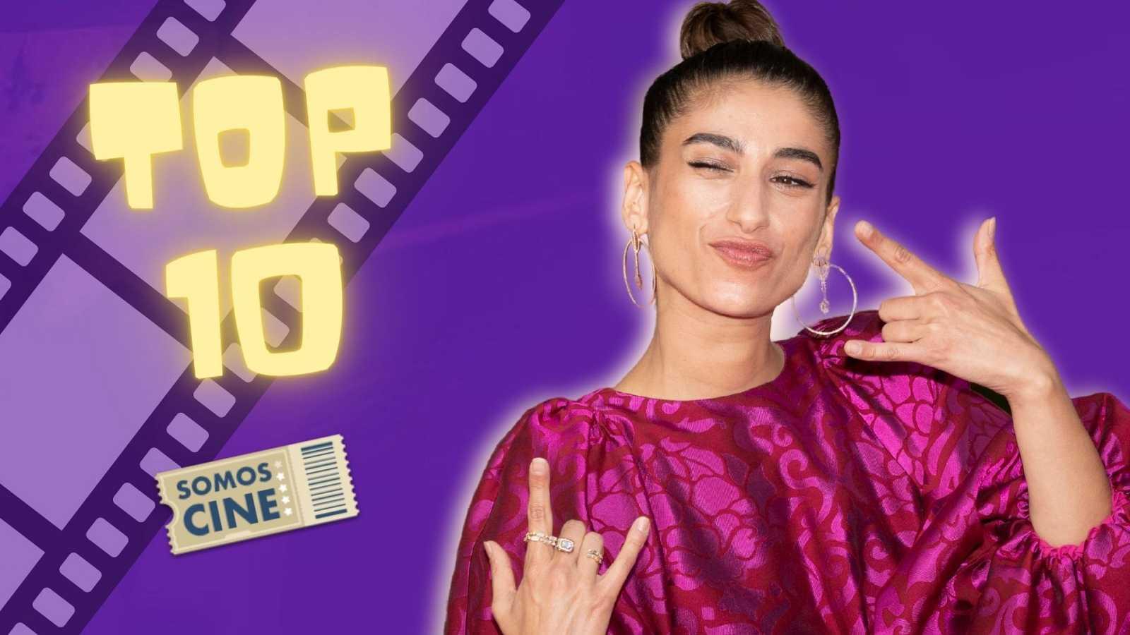 ¡Top 10 de Carolina Yuste en Somos Cine!