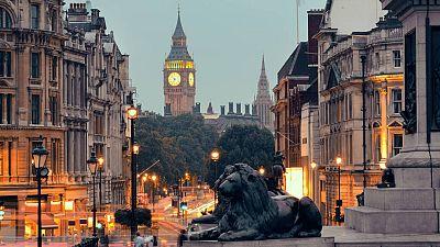 """La Embajada de España en Londres ha difundido un comunicado para """"tranquilizar"""" a la colonia española."""