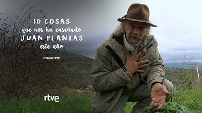 Juan Plantas en Aquí la tierra