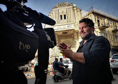 'En Portada' estrena 'Irak no es país para cineastas'