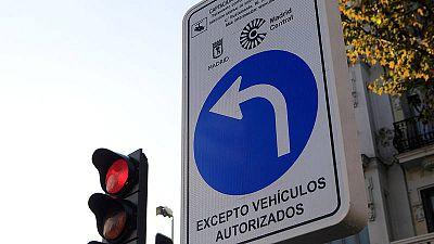 La supresión de las multas significa en la práctica la desmantelación de Madrid Central.