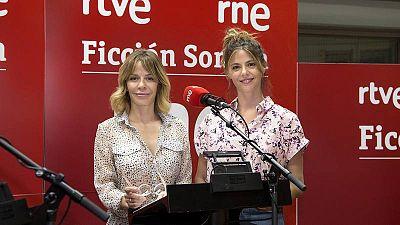 María Adánez y Manuela Velasco