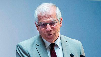Borrell renunciará a su acta de eurodiputado y seguirá como ministro de Exteriores