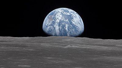 Míralo con lupa: La humanidad llega a la Luna