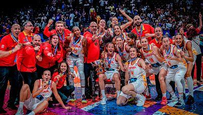 España, junto con Francia, albergará el Eurobasket Femenino 2021