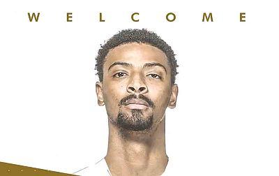 El nuevo jugador del Madrid Jordan Mickey.