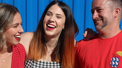 Ángela Ruiz Alex Gara Toño Pérez Radio 3