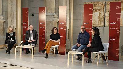 Debates en el Museo del Prado
