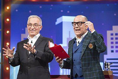 Xavier Sardá y José Corbacho