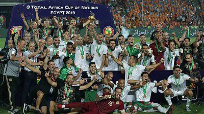 Argelia conquista su segunda Copa de África tras vencer a Senegal